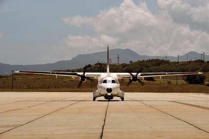 HC-144 Coast Guard Air Assets