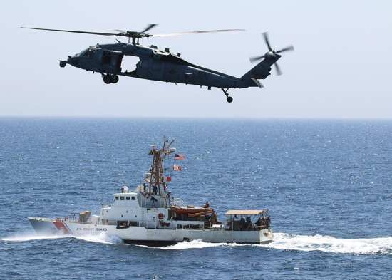 MH-60 cutter PATFORSWA