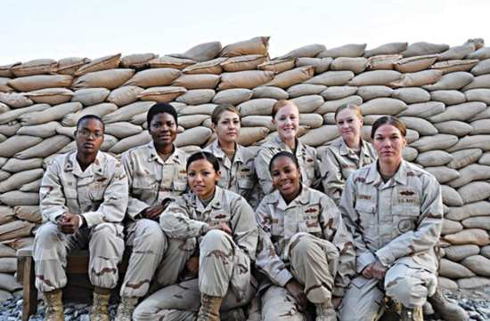 first all-female seabee team