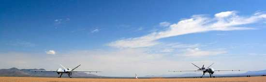 CBP Predator B UAVs