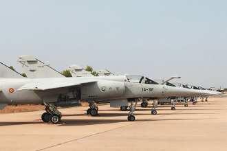 Draken International Mirage F1s
