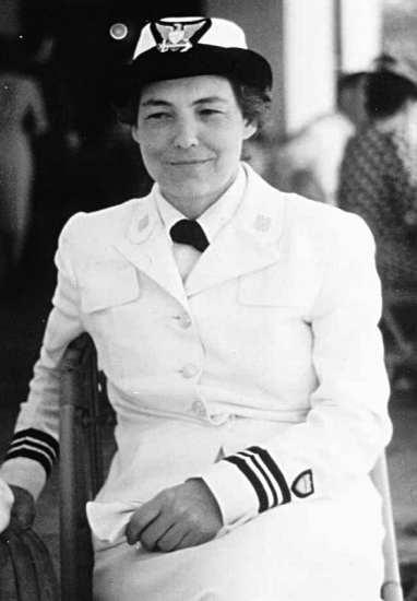 Dorothy Stratton USCG women