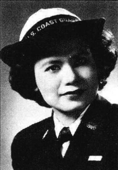 Florence Ebersole Smith Finch USCG women