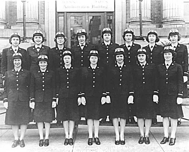 SPARs USCG women