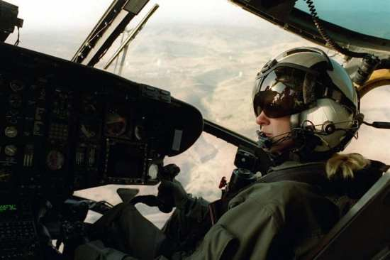 Sarah Deal aviator women in the Marine Corps