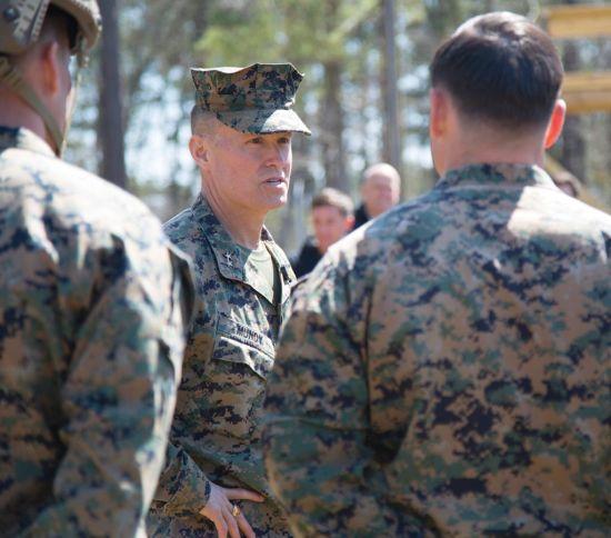 Maj. Gen Carl E. Mundy III