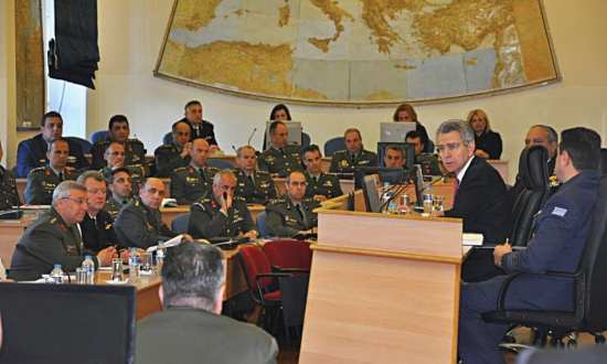 Geoffrey Pyatt Hellenic National Defense College interagency partners