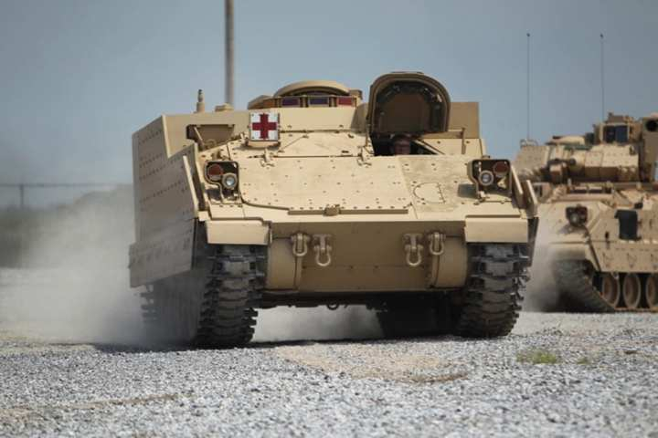 Next Generation Combat Vehicle