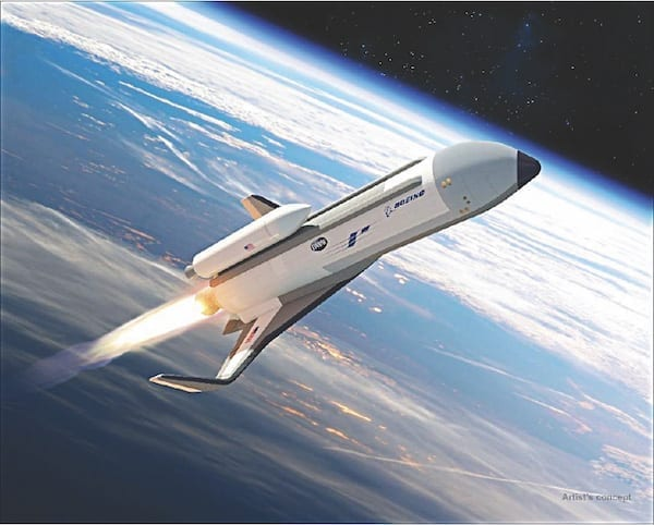 DARPA's Experimental Spaceplane program to build a new class of hypersonic reusable spacecraft will leverage technologies for autonomous flight and operations. DARPA image