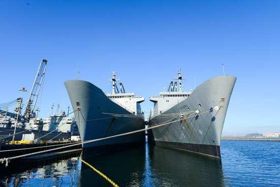 RRF ships