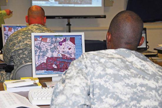 Force XXI Battle Command Brigade and Below DARPA web