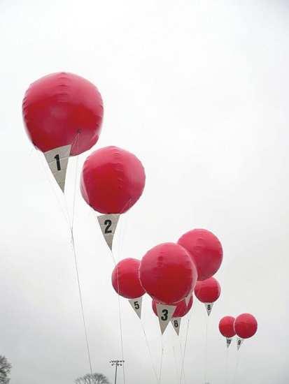 Network Challenge balloons DARPA web