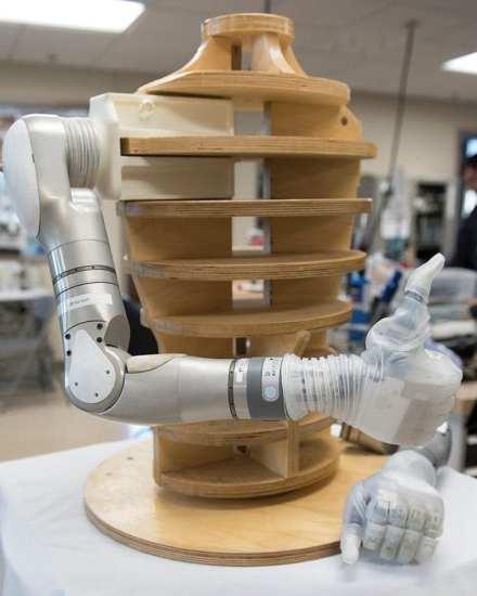 prosthetic neurotechnology DARPA web