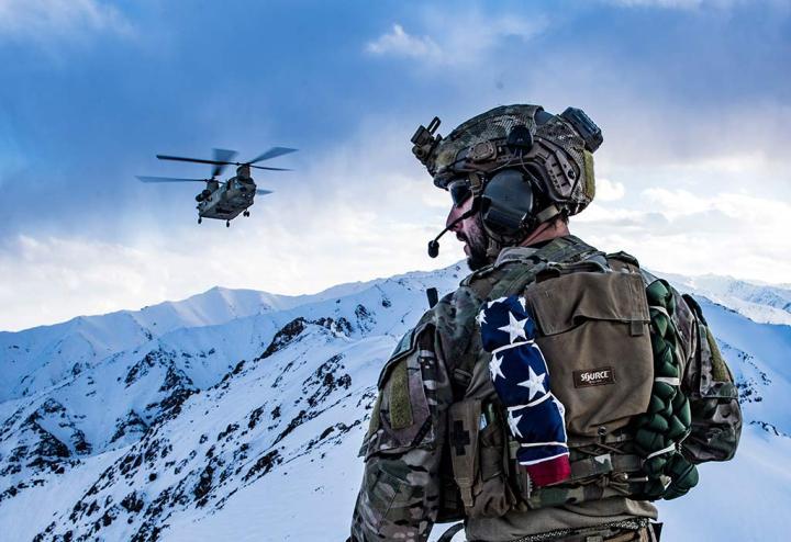 warfighter health readiness sensor DARPA web