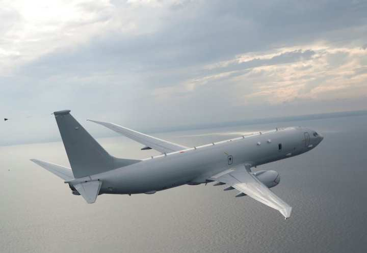 The U.S. Navy has awarded Boeing a $2.4 billion production contract for the next 19 P-8A Poseidon aircraft. (Boeing photo)