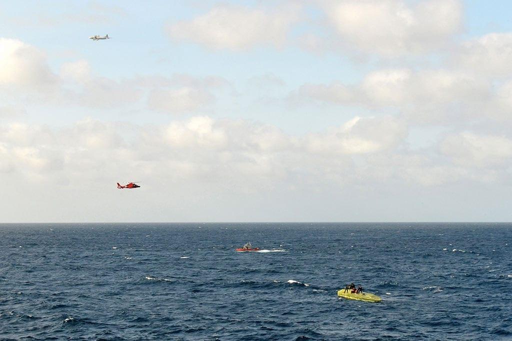 Coast Guard Maritime Drug Interdiction | Defense Media Network