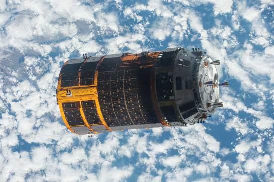 JAXA HTV-5 ISS web