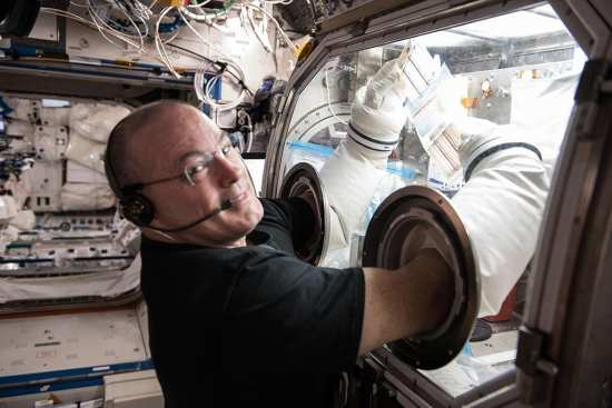 Microgravity Science Glovebox ISS web