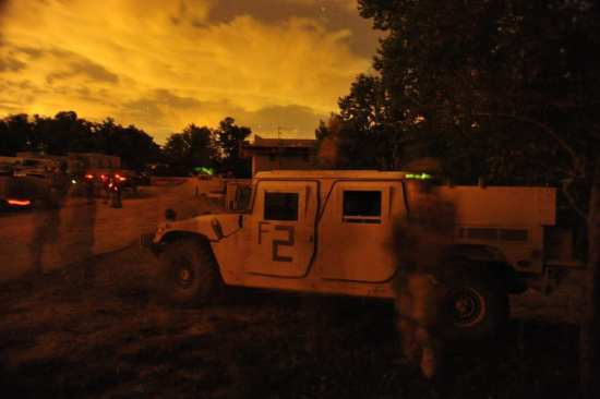 Special Operations at Night | Photo Gallery