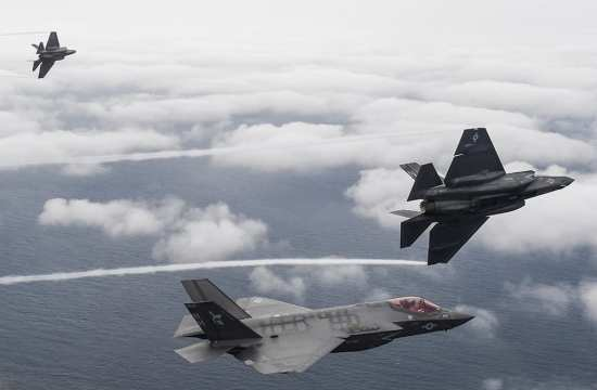 F-35C break