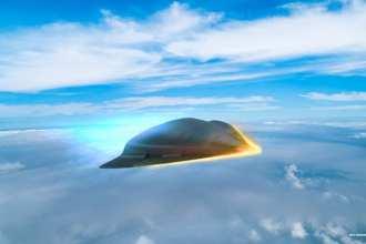 Raytheon Hypersonic boost glide