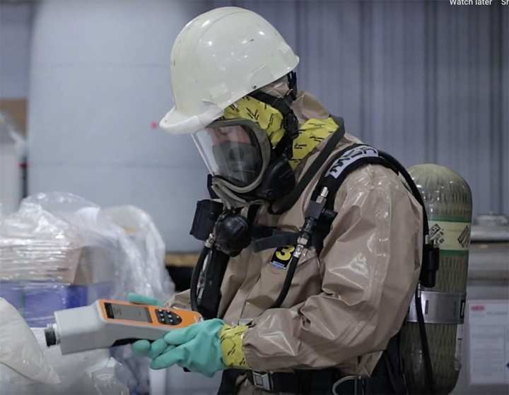 The Rigaku Progeny ResQ 1064 nm handheld Raman analyzer will be deployed globally as part of the U.S. Army's Dismounted Reconnaissance Sets, Kits, and Outfits (DRSKO) Program