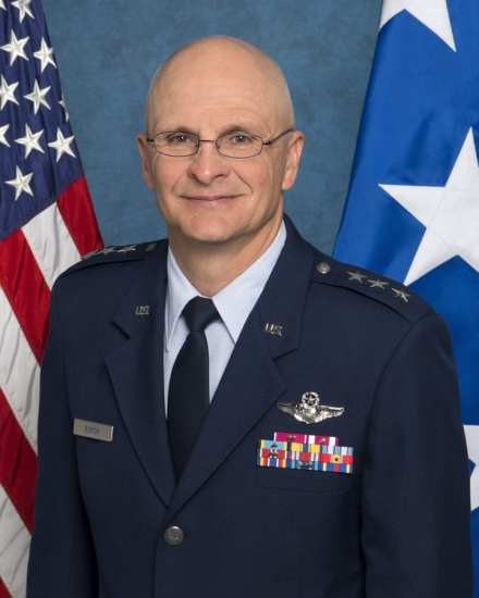 Lt. Gen. Arnold W. Bunch, Jr. will become the next commander of Air Force Materiel Command at Wright-Patterson Air Force Base, Ohio. U.S. Air Force image