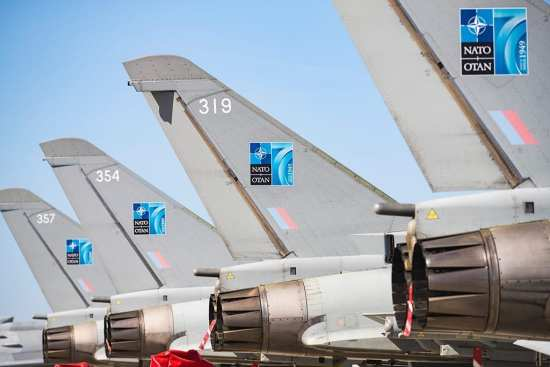 RAF Typhoons Amari