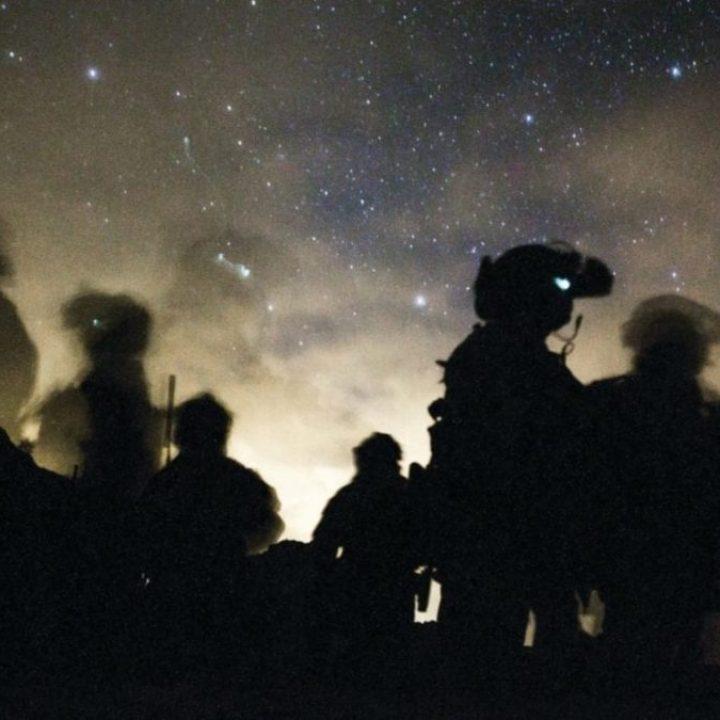 U.S. AIR FORCE PHOTO, 1ST LT. ELIAS SMALL