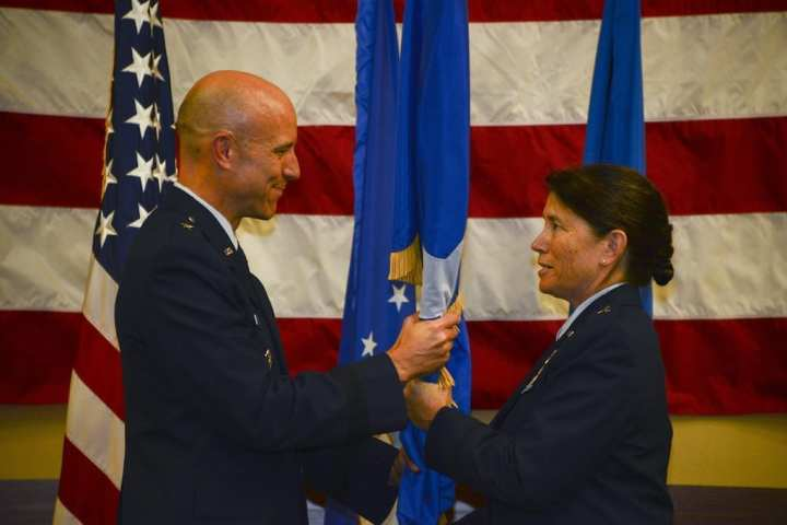 AFSOC Promotes First Female Commando to Rank of General