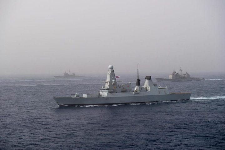 Royal Navy T45