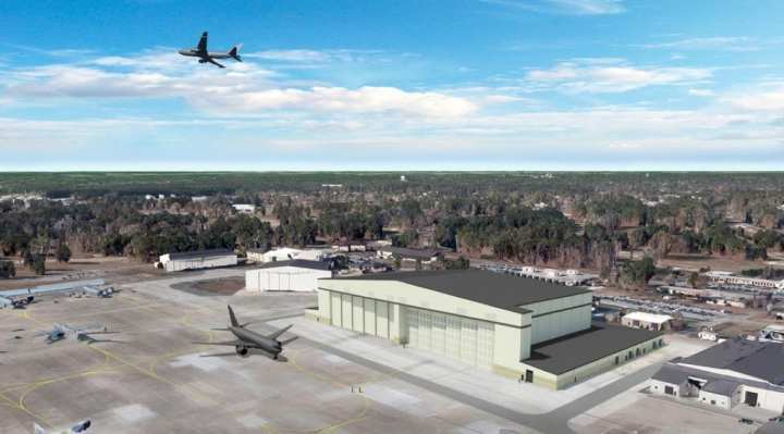 Burns & McDonnell has been awarded seven new indefinite delivery contracts administered by United States Army Corps of Engineers (USACE) Districts. The wins continue a 50-year partnership, including design of a KC-46A corrosion control/fuel cell hangar at Seymour Johnson Air Force Base.