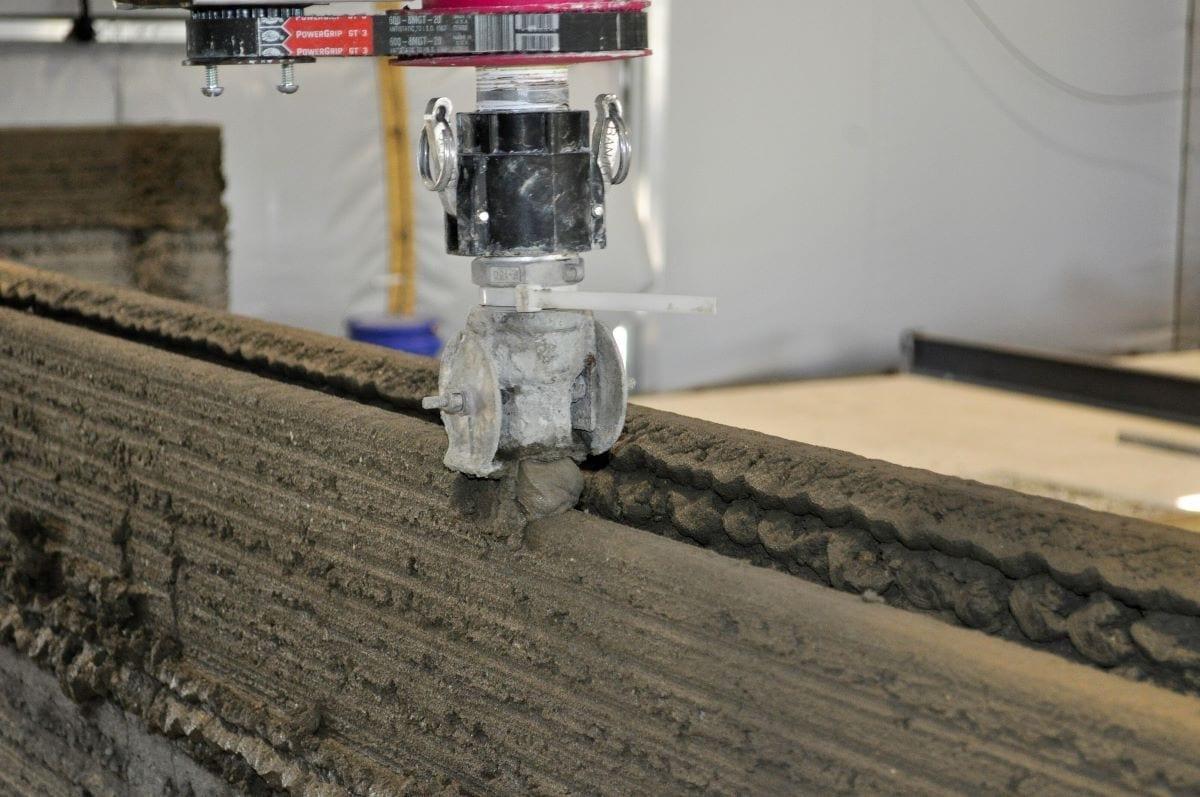 3d printer concrete structure US Marine ccarops logistics forward-deployed defense media network defensemedienetwork.com