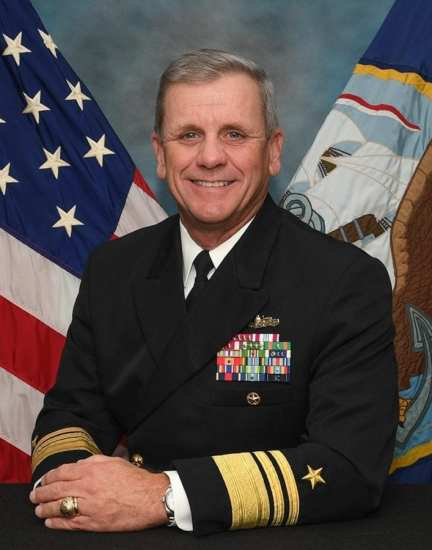 Vice Adm. Rich Brown