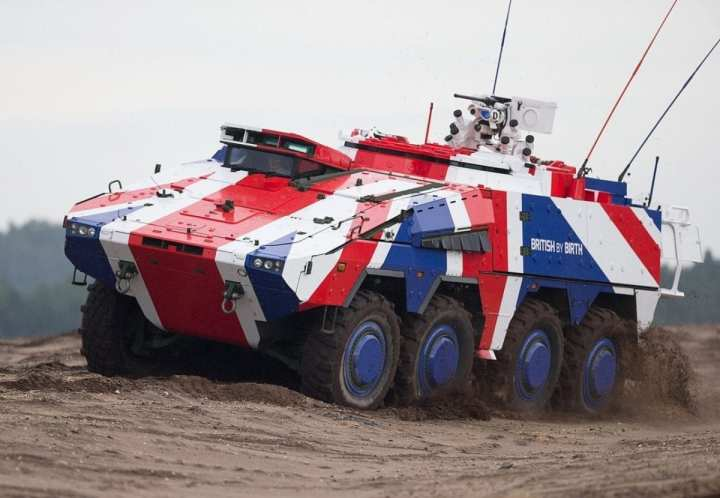 Image Courtesy of Rheinmetall MAN Military Vehicles GmbH
