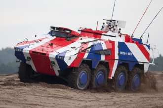 Image Courtesy of Rheinmetall MAN Military Vehicles GmbH