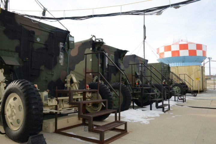 AN/TYQ 23A Radar Systems