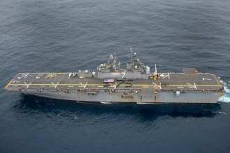 USS Iwo Jima (LHD 7)