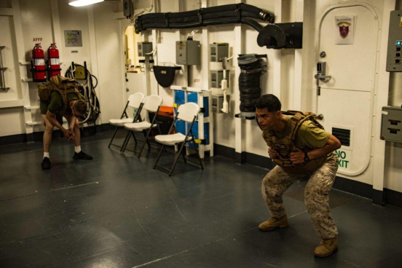 U.S. Marine Corps photo by Lance Cpl. Kolby Leger