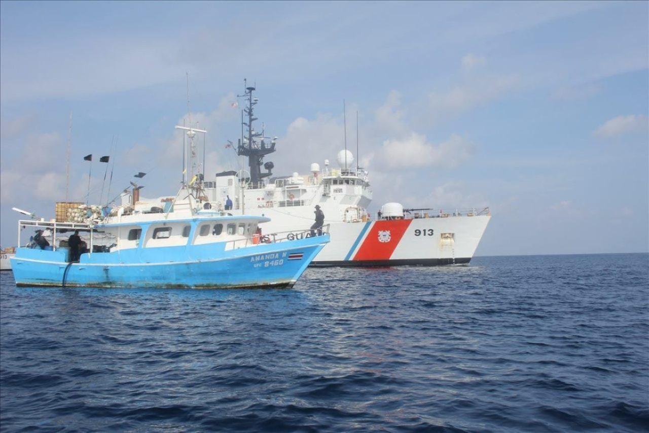 Coast Guard Drug Interdiction
