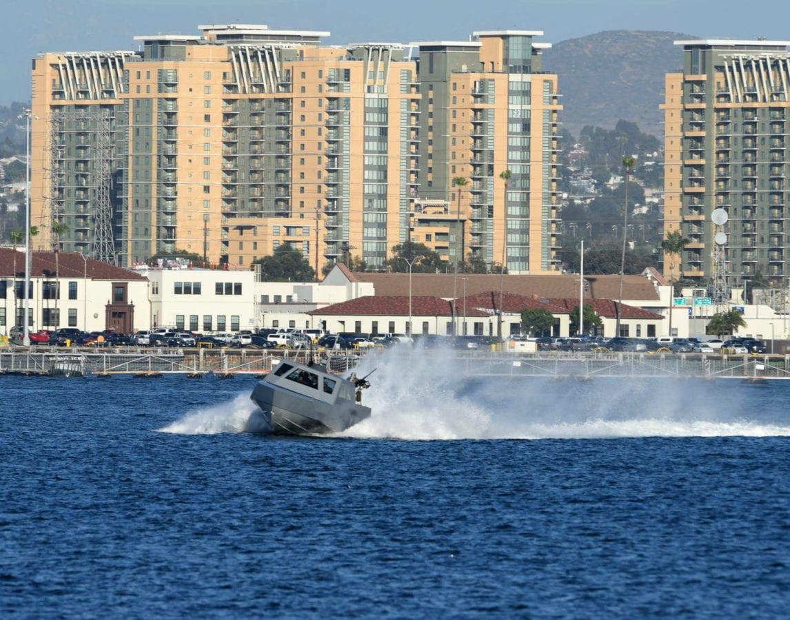 U.S. Navy Combatant Craft Medium (CCM)
