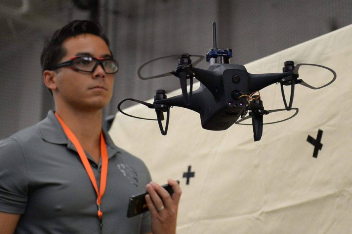special operations drone AI artificial intelligence