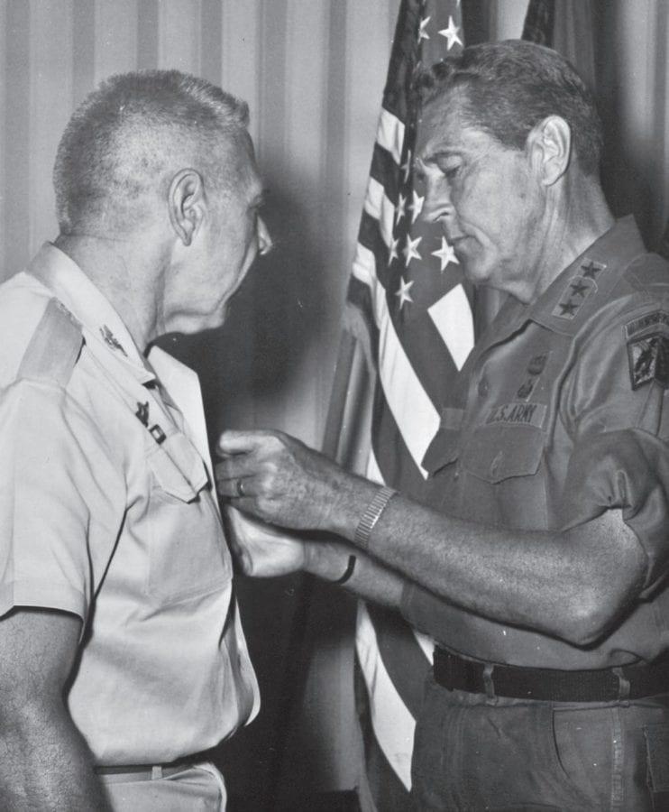 "Col. Arthur ""Bull"" Simons Son Tay Raid Vietnam War Special Operations"
