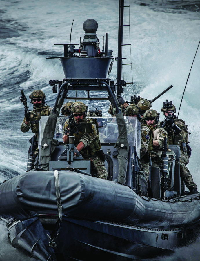 Danish special operations forces (SOF)