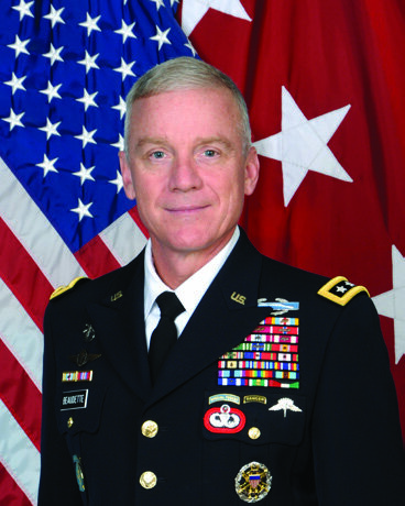 Lt. Gen. Francis M. Beaudette, U.S. Army Special Operations Command commanding general. U.S. ARMY PHOTO