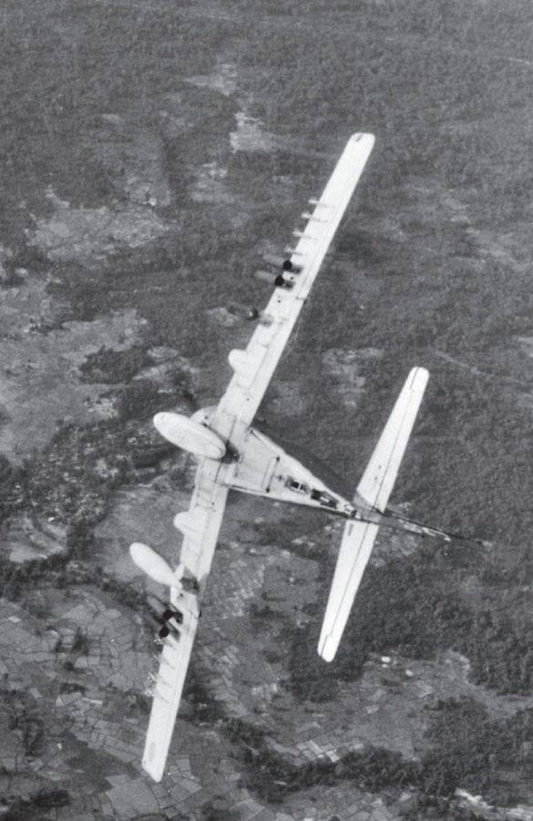 U.S. Air Force A-1E Skyraider Vietnam War
