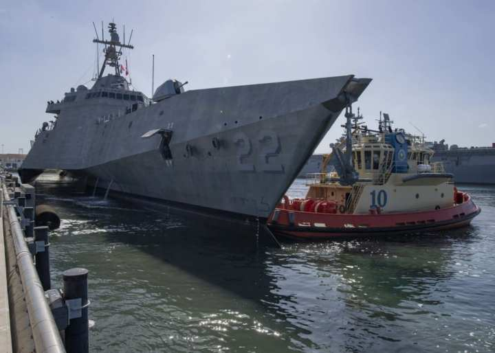 USS Kansas City (LCS 22)