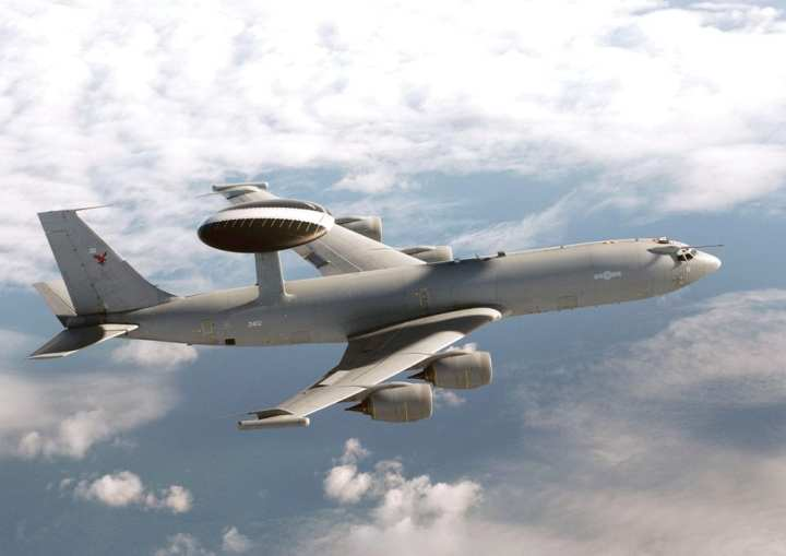 British E-3D Sentry (image by SAC Andy Stevens)