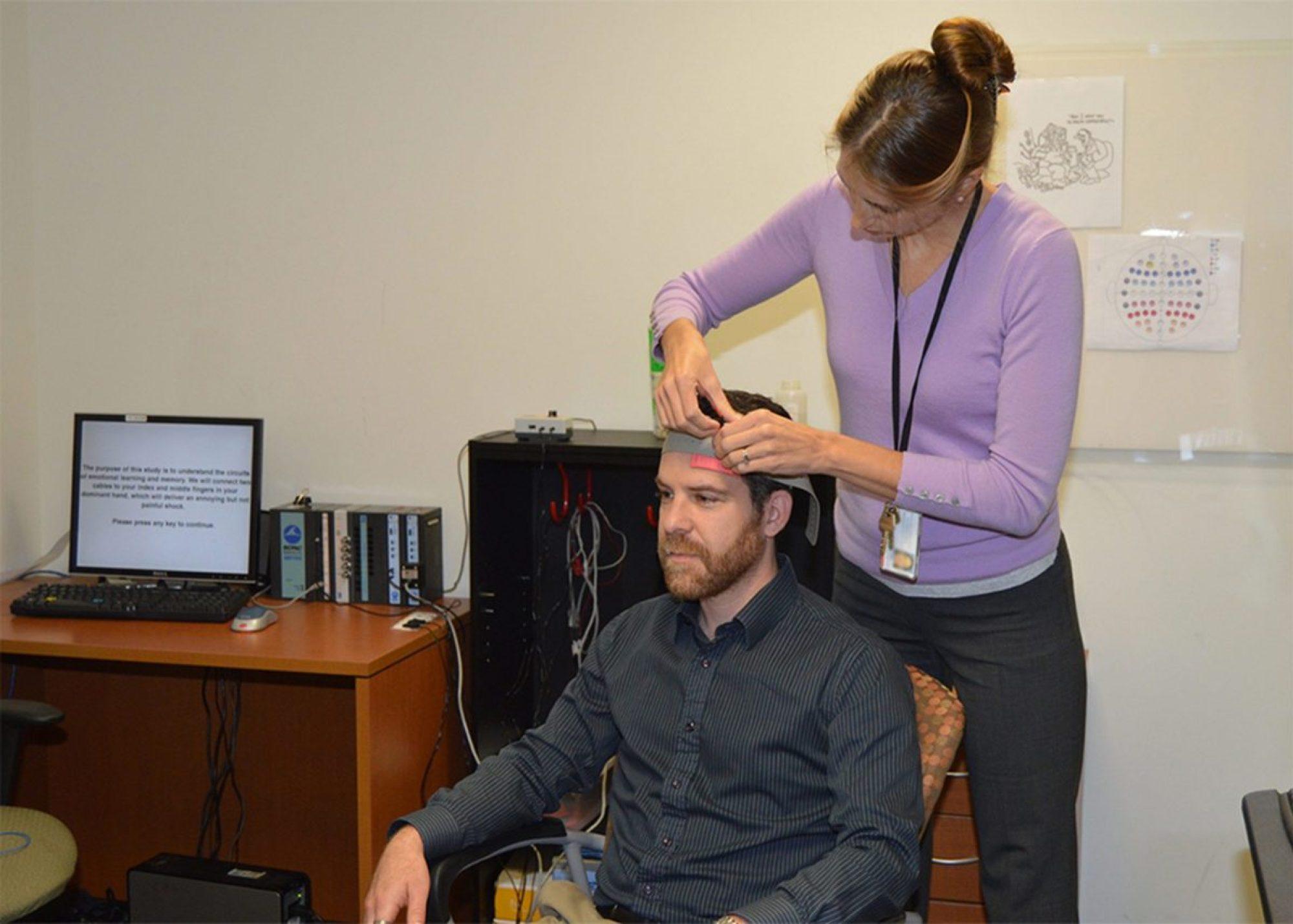 CfNN investigators demonstrate transcranial direct current stimulation tDCS
