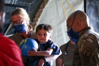us army medical care allied refugees